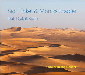 Monika Stadler Flowers in the Desert
